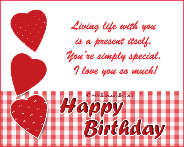 Happy Birthday Wishes for Girlfriend Wordings and Messages