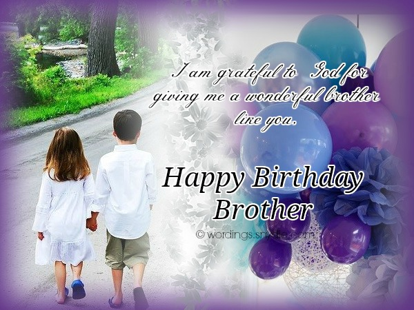 Birthday wishes for brother wordings and messages on your birthday we may be apart but you will always be in my heart happy birthday dear brother voltagebd