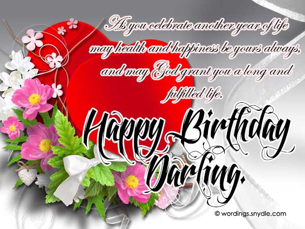 Birthday wishes and messages for wife wordings and messages birthday wishes for wife m4hsunfo Gallery