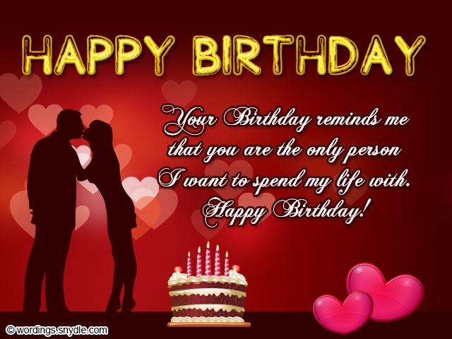 Birthday Wishes For Boyfriend And Boyfriend Birthday Card Wordings How To Wish A Boy Happy Birthday