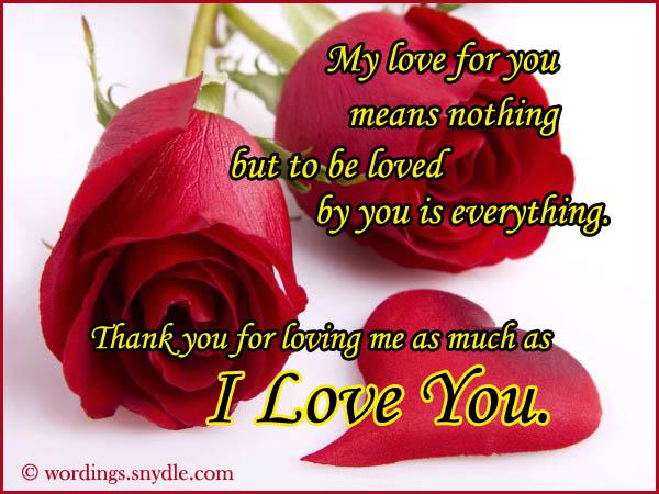 Romantic msg