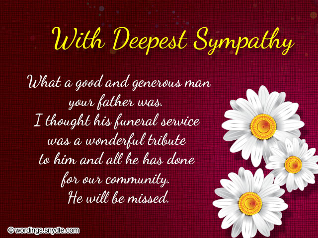 sympathy-messages-wordings
