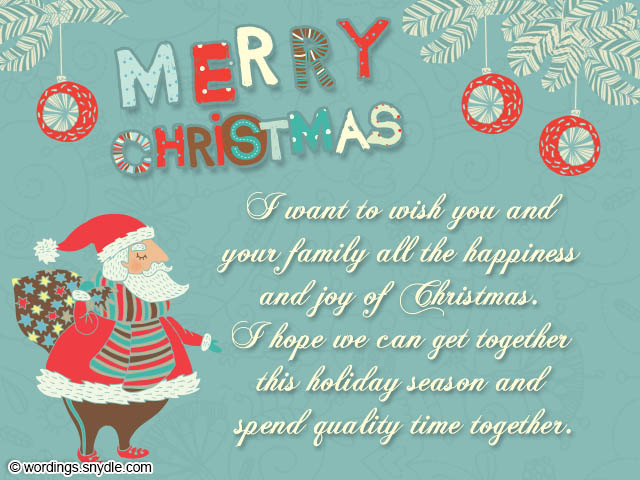Christmas card messages and christmas card wordings wordings and merry christmas card messages m4hsunfo