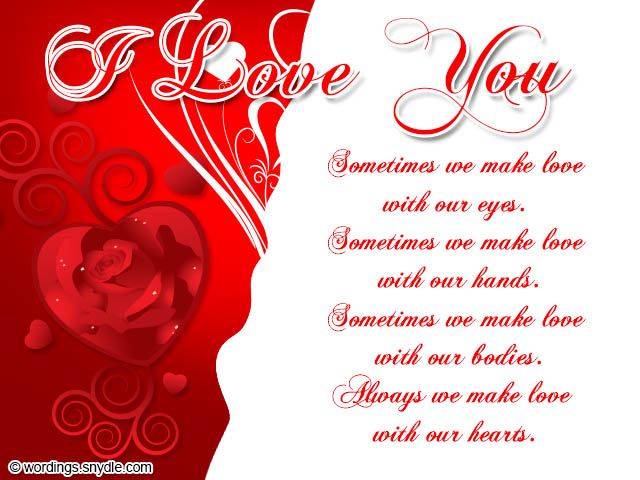 Valentines Day Wishes Be My Valentine Wordings and Messages – Valentine Card Love Messages