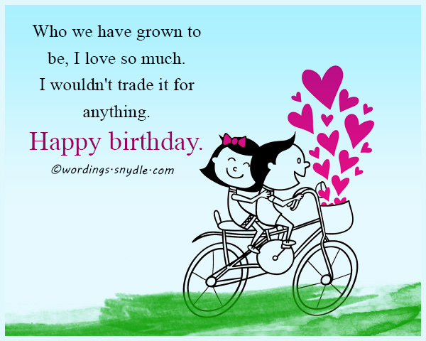 Birthday wishes for boyfriend and boyfriend birthday card wordings if i could give you more than my heart and my soul i would i love you today tomorrow and forevermore happy birthday sweetheart m4hsunfo