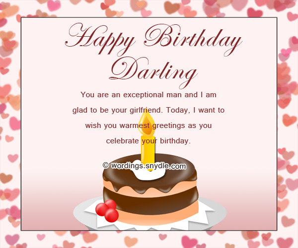 Birthday wishes for boyfriend and boyfriend birthday card wordings happy birthday wishes for boyfriend m4hsunfo Image collections