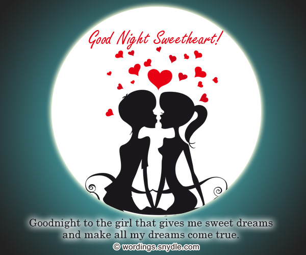 Sweet goodnight messages and cute goodnight text messages wordings romantic good night sms m4hsunfo