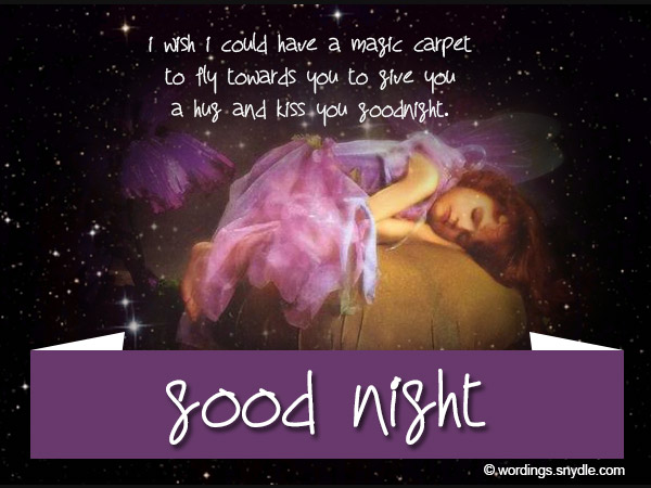 Sweet Goodnight Messages 02