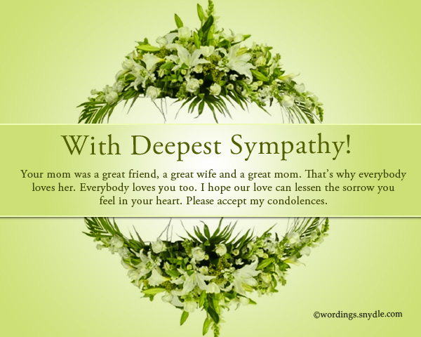 sympathy-quotes-for-loss-of-mother