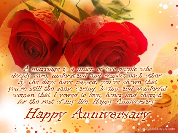 25th Wedding Anniversary Messages For Wife Wishes
