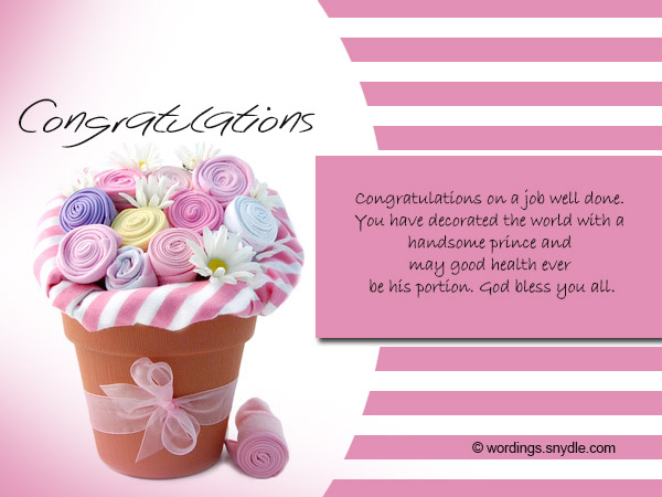 congratulation messages for new born baby boy 02
