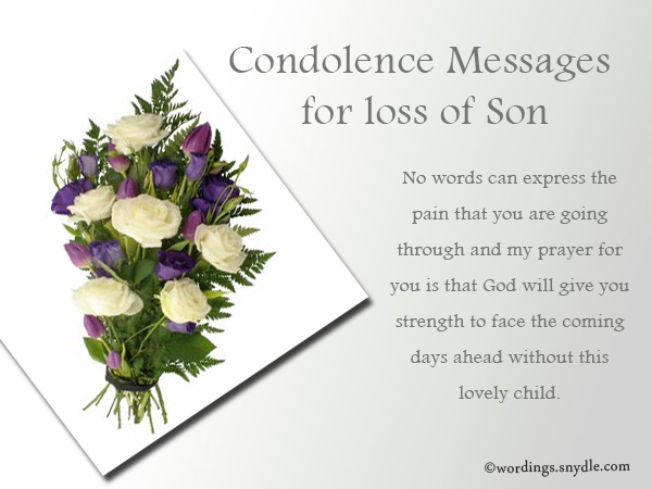 deepest-sympathy-messages-for-loss-of-son