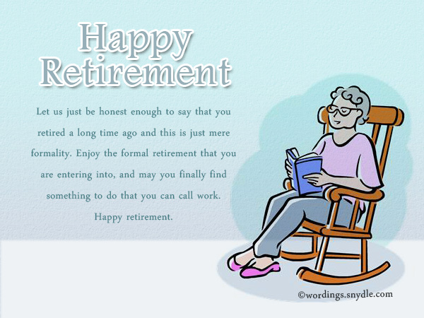Funny retirement wishes and messages wordings and messages funny retirement wishes m4hsunfo
