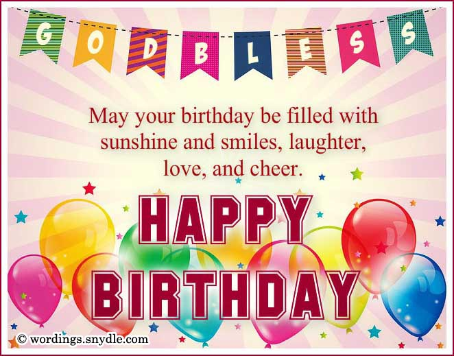What to write in a birthday card wordings and messages happy birthday card messages m4hsunfo
