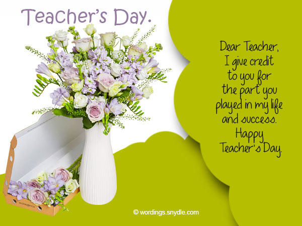 Happy teachers day messages and greetings wordings and messages happy teachers day wishes 03 m4hsunfo