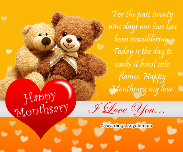 romantic-monthsary-messages