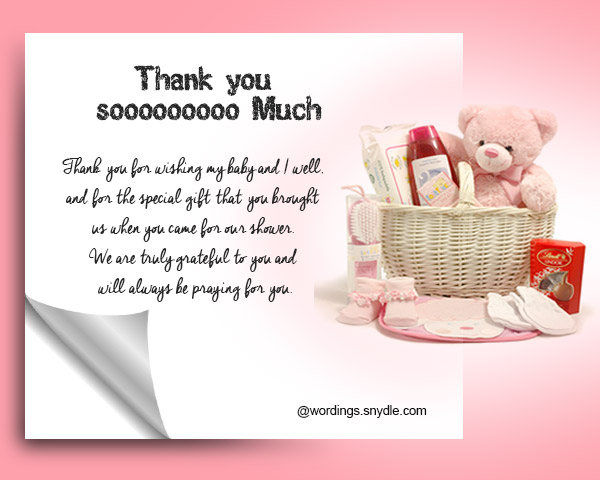 Thank You Messages For Baby Shower Gifts 06