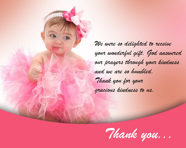 thank you messages for baby shower gifts 07