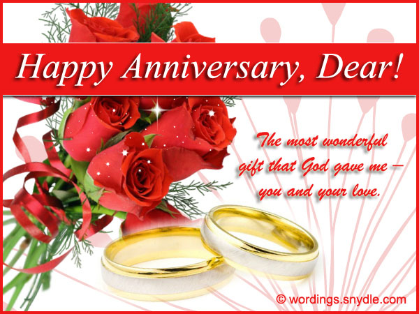 Wedding anniversary messages for wife wordings and messages wedding anniversary messages for wife m4hsunfo
