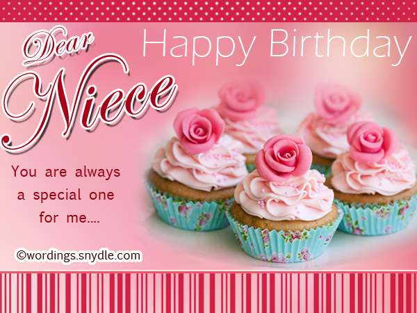 Happy birthday wishes for niece niece birthday messages wordings birthday wishes for niece m4hsunfo