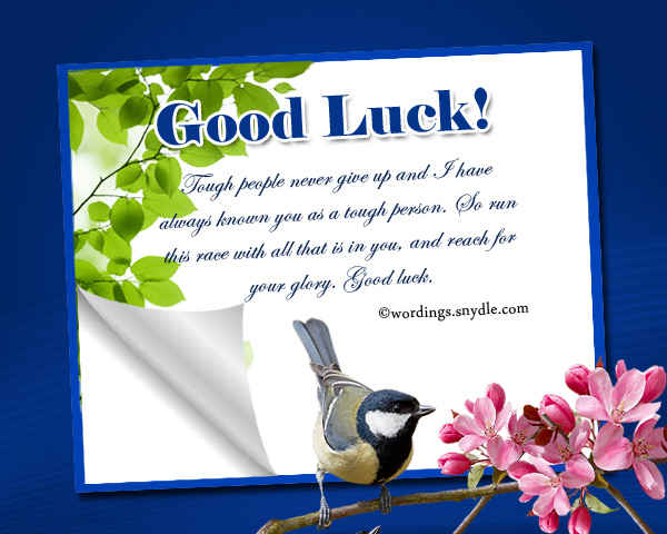 good-luck-messages