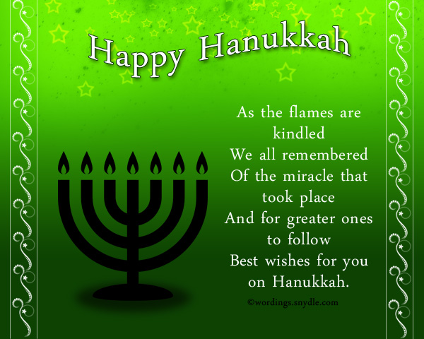 Happy hanukkah wishes greetings and messages wordings and messages hanukkah greeting messages m4hsunfo