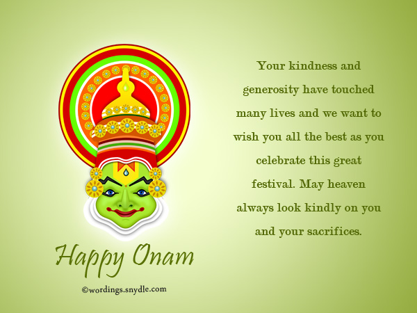 Happy onam wishes greetings and messages wordings and messages onam wishes m4hsunfo