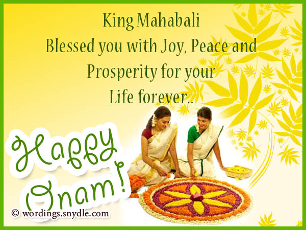 Happy onam wishes greetings and messages wordings and messages happy onam onam wishes m4hsunfo