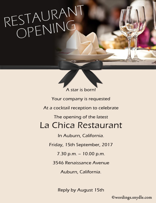 La New Restaurant Openings