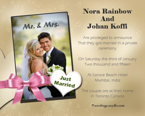 wedding-announcement-wordings