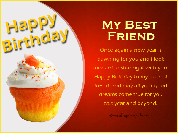 Happy birthday messages for bestfriend wordings and messages best friend birthday messages m4hsunfo