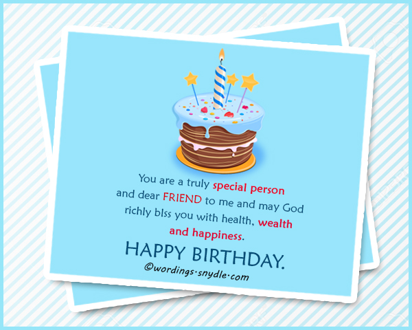 Birthday wishes for best friend forever wordings and messages as you enter into this new season of your life my prayer is that god will guide and strengthen you all the way and show you his unprecedented favor now and m4hsunfo