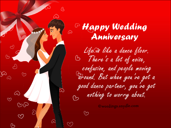 Wedding anniversary messages wishes and wordings wordings and couple wedding anniversary cards m4hsunfo