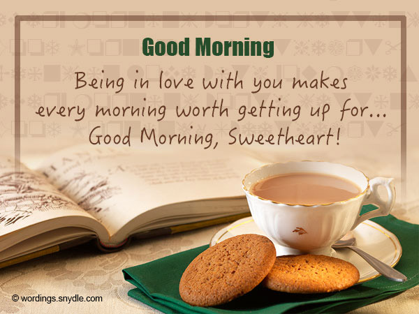 Good Morning Messages For Boyfriend Wordings And Messages