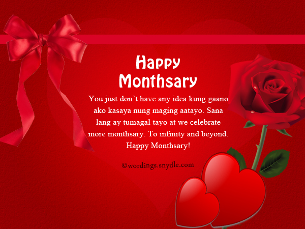 tagalog-happy-monthsary-messages