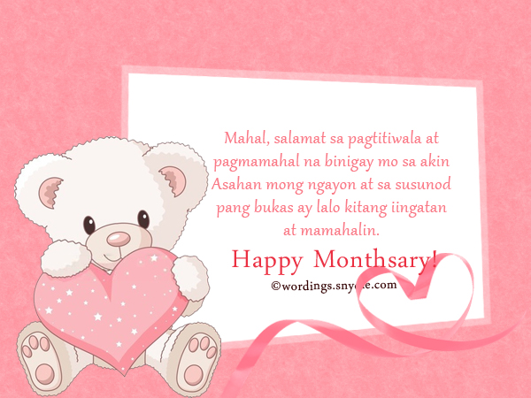 tagalog-monthsary-messages-wordings