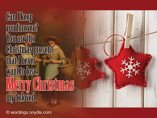 Christmas messages for boyfriend wordings and messages christmas card messages for boyfriend m4hsunfo