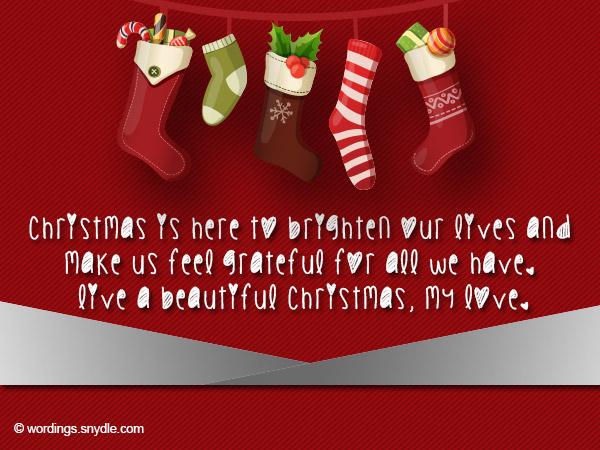 christmas nad new year wishes - Merry Christmas Boyfriend