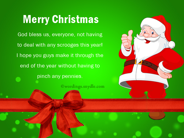 Funny christmas messages and funny christmas card wordings funny christmas greetings messages m4hsunfo