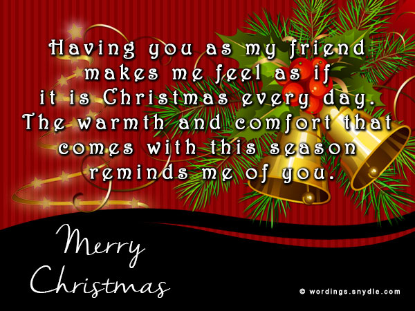 Best Christmas Messages, Wishes, Greetings and Quotes - Wordings ...