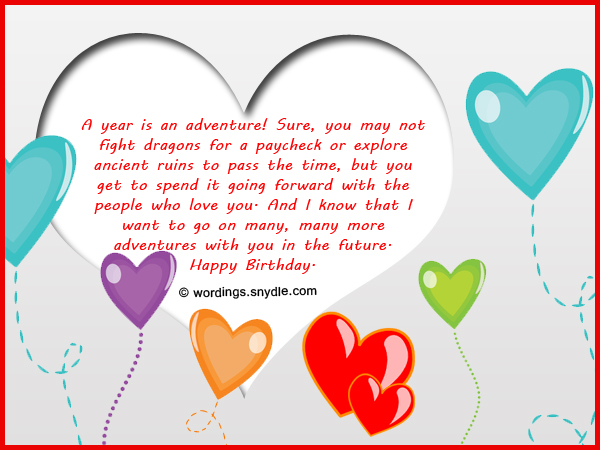 Romantic birthday wishes and messages wordings and messages romantic birthday wishes for girlfriend m4hsunfo