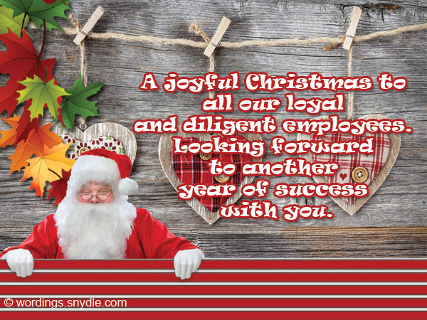 Christmas messages for business wordings and messages christmas greeting cards reheart Images