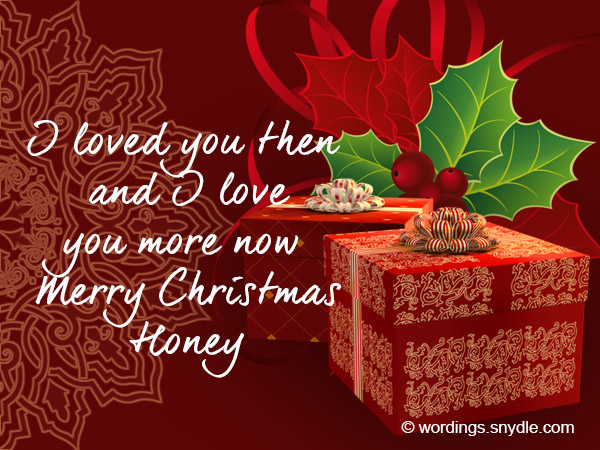 Christmas messages for wife wordings and messages christmas messages m4hsunfo