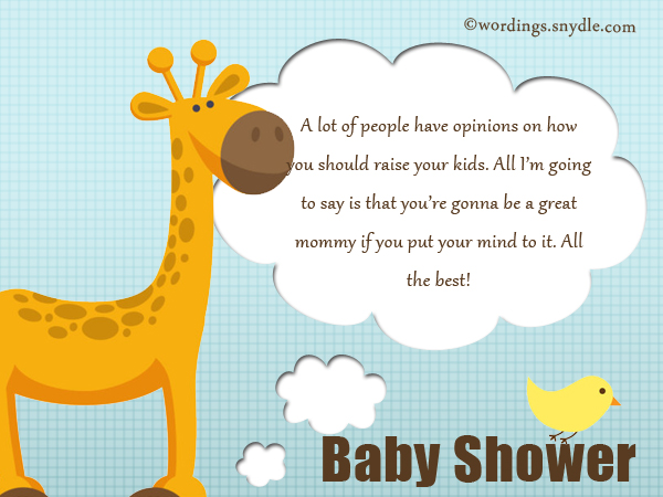 Baby shower wishes wordings and messages best wishes for baby shower m4hsunfo