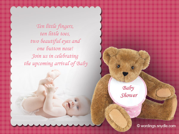 similiar best baby shower wishes messages keywords