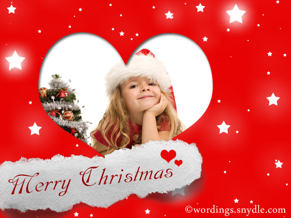 christmas wishes to loving one