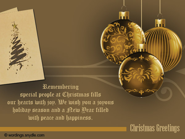 Merry Christmas Messages to Client