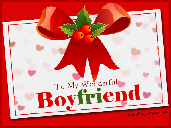 Christmas messages for boyfriend wordings and messages love christmas messages to your boyfriend christmas geetings to beloved once m4hsunfo