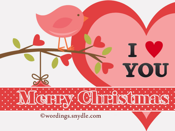 Wonderful Christmas Greetings For Boyfriend