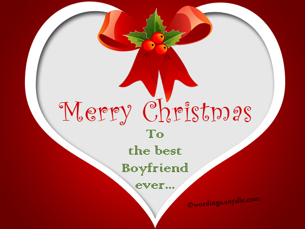 Christmas messages for boyfriend wordings and messages christmas wishes to lover m4hsunfo